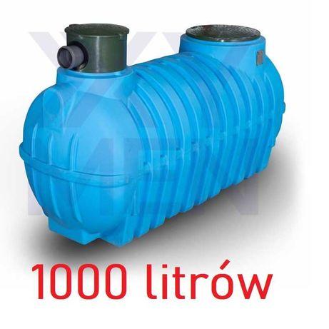 Zbiornik na wodę deszczową deszczówkę 1000L 3000L 4000L 5000L 10m3