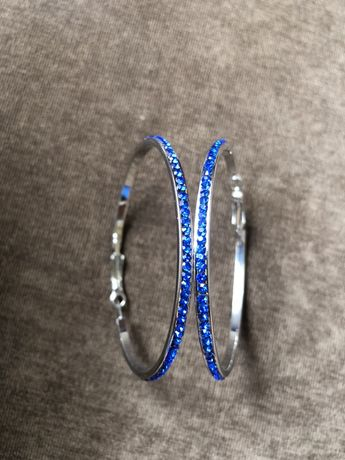 Продам серёжки серьги-кольца