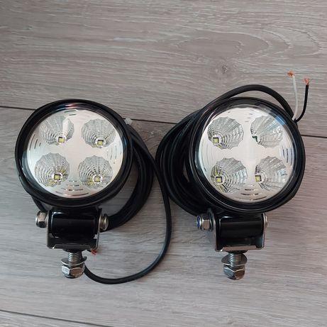 Reflektory robocze Hella , lampy ,oświetlenie dodatkowe cena za całość