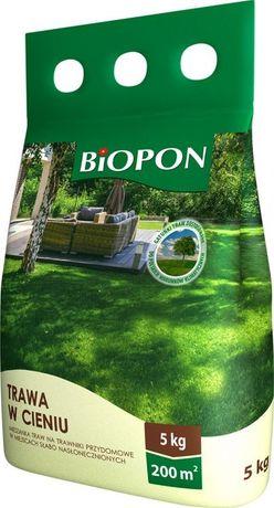 Biopon trawa w cieniu 5kg 9kg 1kg