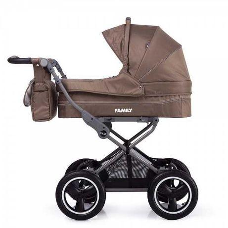 """СРОЧНО!!! Детская коляска фирмы """" Tiily Family""""  ( классическая)"""