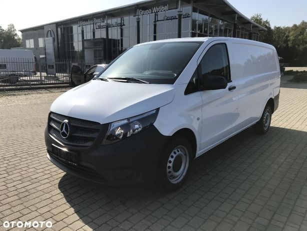 Mercedes-Benz Vito 110  110 Cdi Long, Fwd, Od Dealera, Gwarancja,