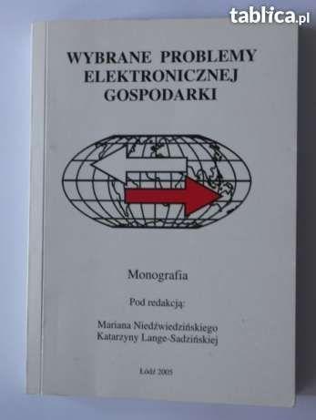 Wybrane Problemy Gospodarki Elektronicznej – M.Niedźwiedziński,