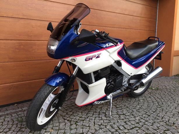 Kawasaki GPZ 500 S Super Stan !!!