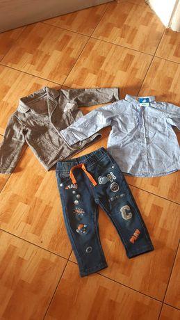 eleganckie ubranko 74-80
