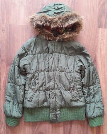 Двухсторонняя демисезонная куртка/курточка