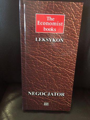 The Economist books Leksykon Negocjator