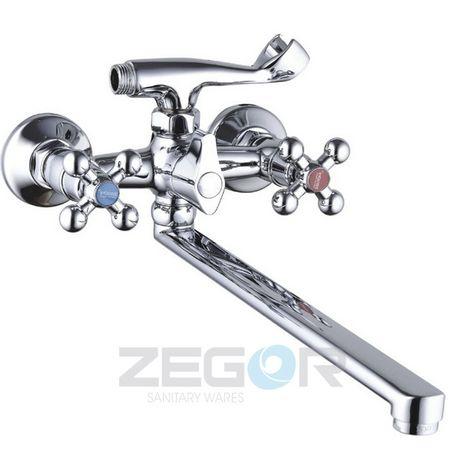 Смеситель Зегор ванную ZEGOR SWF,NKE, DFR-B,D4Q, D5Q, LEB, LOB,NVL,