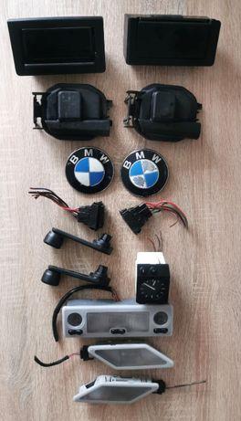 części BMW combox z syrenką radio zegar oświetlenie logo pompka nawiew