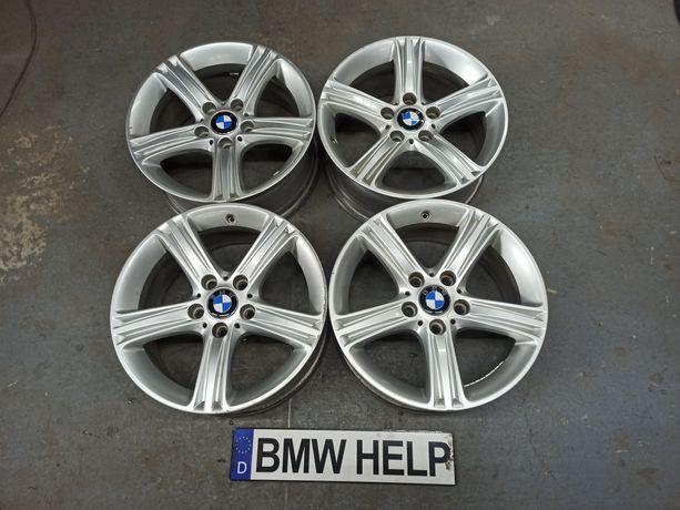 Диски Титаны стиль 393 R17 БМВ 3 F 30 Ф 31 32 33 34 36 BMW HELP