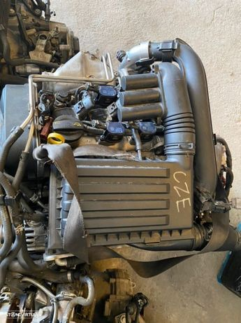 Motor Seat Leon 1.4 tfsi 150cv CZE