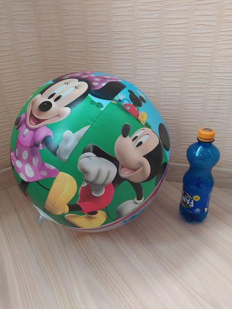 Мяч пляжный надувной Disney