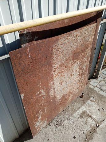 Лист металла толщиной 2,5мм