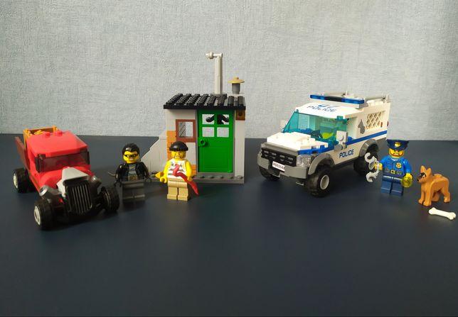 LEGO City 60048 Odział Policyjny z Psem