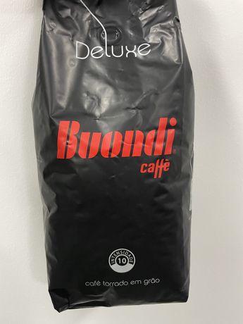 Café Buondi deluxe em grão. (1kg)