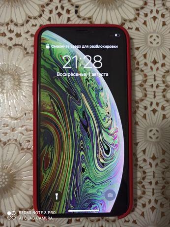 iPhone 10 XS 256 gb gray