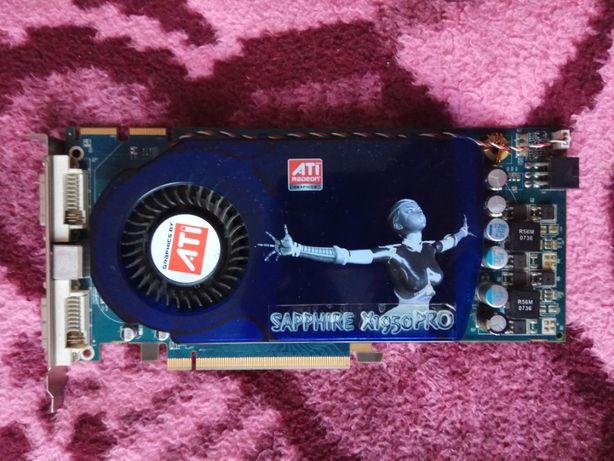 Видеокарта Ati Radeon X1950 PRO - 512Mb - 256Bit Рабочая