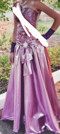 Продам выпускное платье Хамелеон
