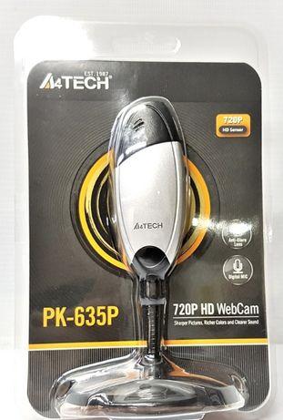 Kamera internetowa A4tech HD PK-635P 720p z mikrofonem