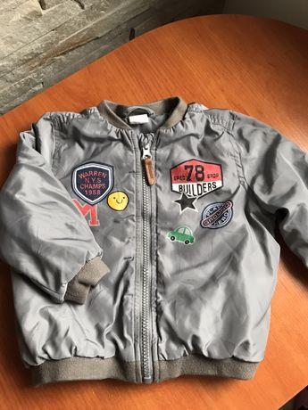 Куртка Hm 12-18 міс