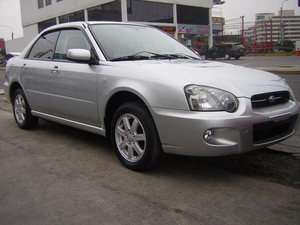 Subaru Impreza (разборка)