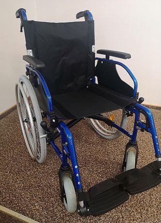 Nowy wózek inwalidzki - z gwarancją i dokumentami