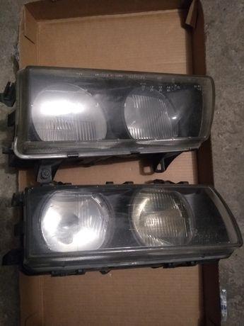 BMW e36 lampy przód przednie