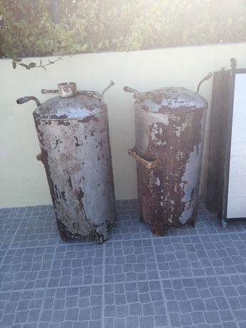 Deposito 175 litros - inox 316