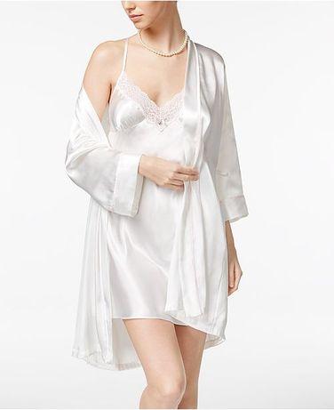 Халат и ночнушка для невесты