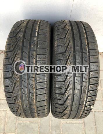 Зимняя резина шины (пара) 225/55R17 PIRELLI 7мм