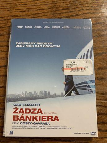Żądza bankiera - film na dvd, nowy w folii