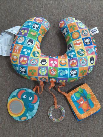 Подушка для игры на животике Chicco Boppy Tummy Time