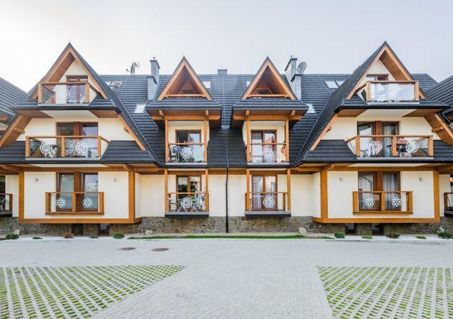 Nowy apartament w centrum Zakopanego z parkingiem