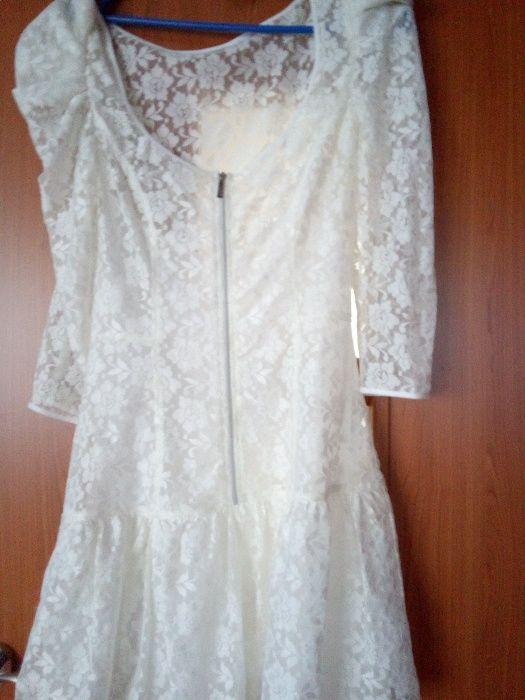 Koronkowa sukienka Siedlce - image 1