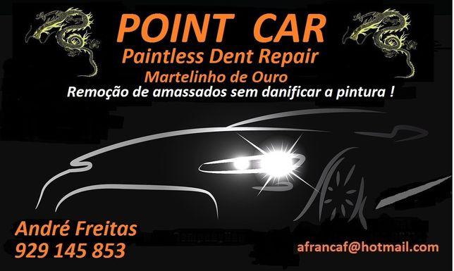 Point Car - Remoção de Mossas sem Pintura