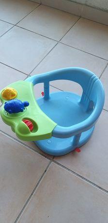 Cadeira banho bebé
