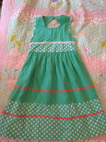 Красивое платье (состав х/б)