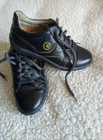 Туфли натуральная кожа.MIDA.