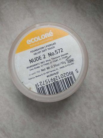 Podkład mineralny sypki Ecolore Nude 2 naturalny