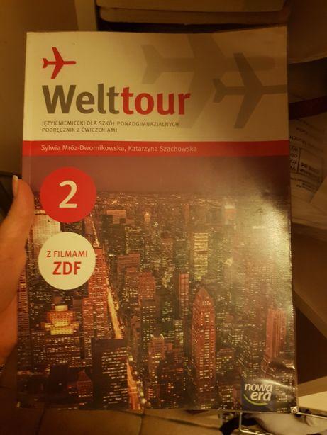 WELTTOUR podręcznik j.niemiecki
