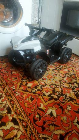 Детский электроквадроцикл электромобиль