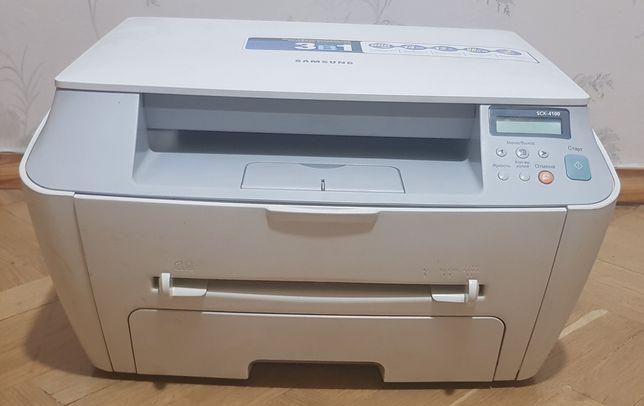 Samsung SCX-4100 мфу