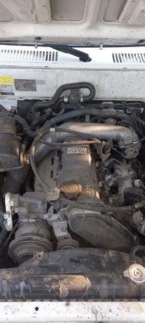 Мотор двигун двігатєль тойота toyota 3.0 1 kz-te
