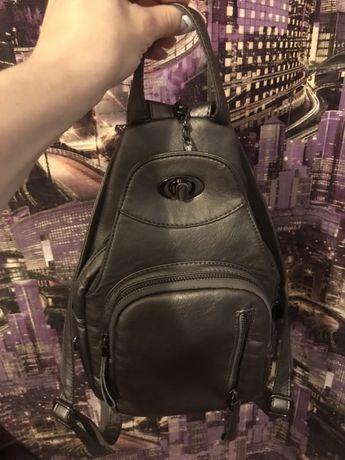 Красивый городской рюкзак Акция к Новому Году