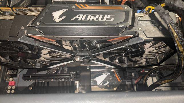 GeForce GTX 1080 Ti AORUS 11G
