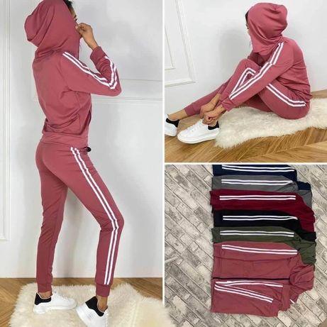Super wygodny dres w rozmiarze S/M lub L/XL kolory idealny na spacery