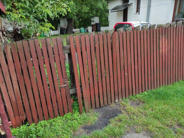 Brama wjazdowa tymczasowa Na budowę na działkę itp