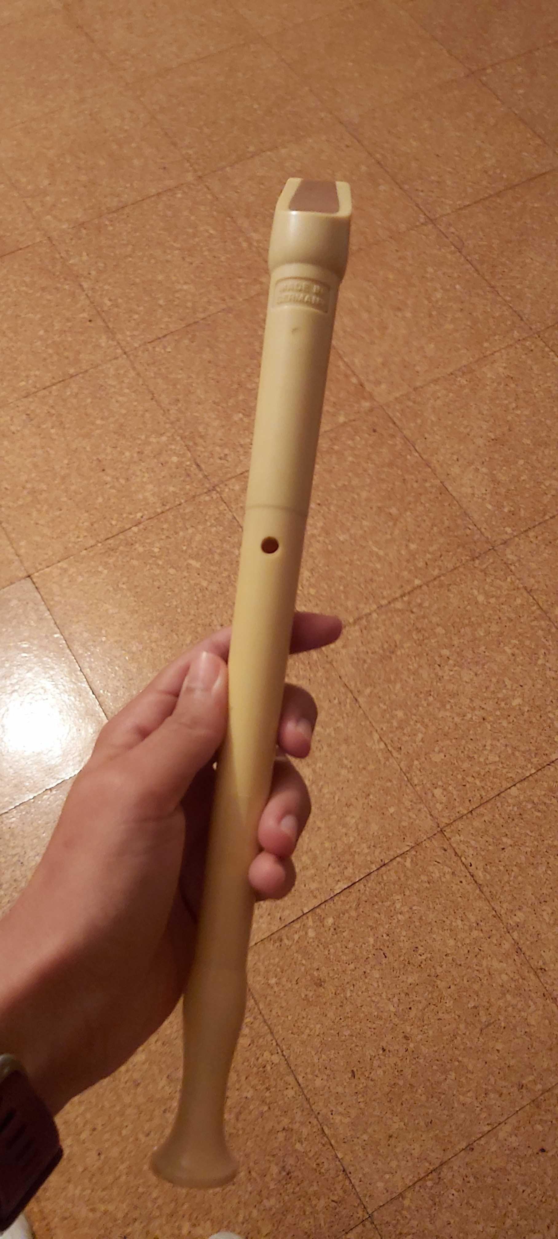 Flauta de bisel (escolar)