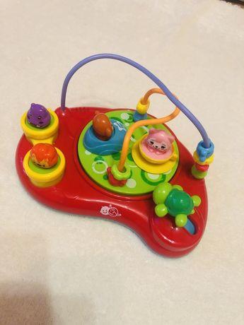 Фирменная музыкальная игрушка 1 2 года