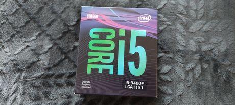 Procesor Intel Core i5 9400f / 6x2.9GHz / Okazja!